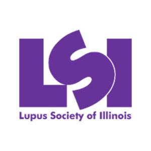 Lupus Society of Illinois logo
