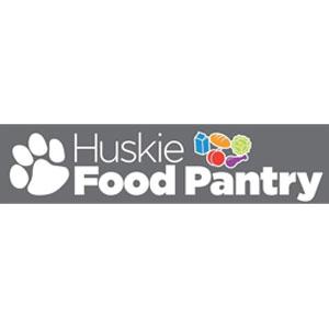 Huskie Food Pantry logo
