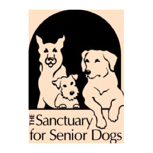 The Sanctuary for Senior Dogs logo